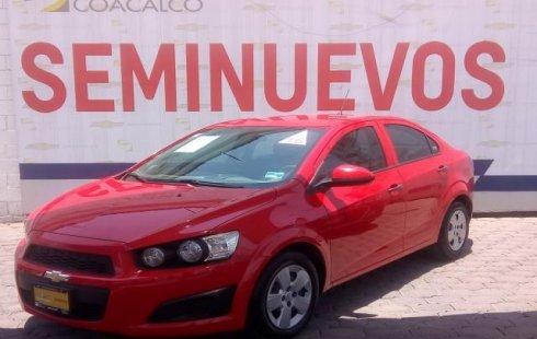 Chevrolet Sonic 2016 en venta