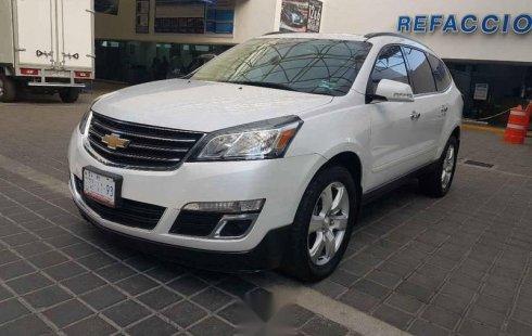 Chevrolet Traverse impecable en Puebla más barato imposible