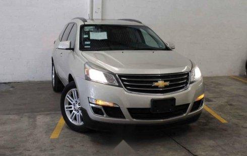 Chevrolet Traverse usado en Querétaro
