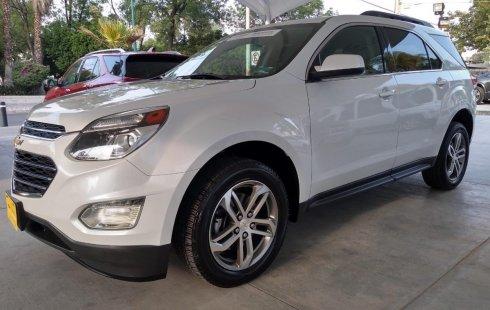 No te pierdas un excelente Chevrolet Equinox 2017 Automático en Guanajuato