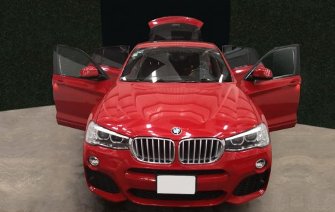 BMW X4 xDrive35iA M Sport Aut. 2017.