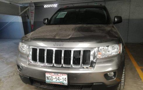 Jeep Grand Cherokee Gris 2013