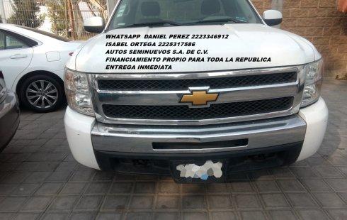 Chevrolet Silverado 2500 2013 Puebla