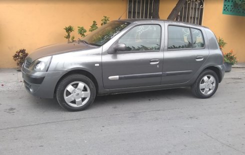 Vendo o cambio Renault Clio 2005 automatico