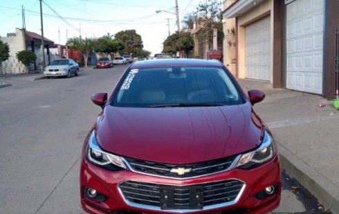 Coche impecable Chevrolet Cruze con precio asequible