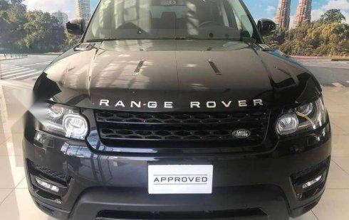 En venta un Land Rover Range Rover Sport 2014 Automático muy bien cuidado