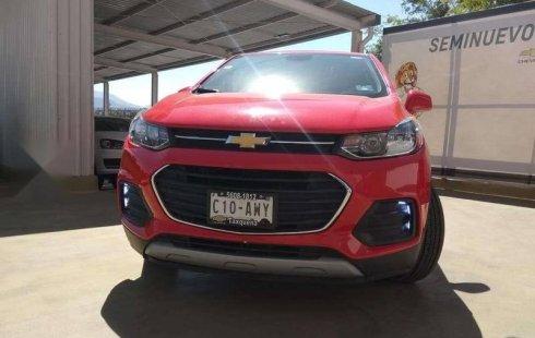 Quiero vender inmediatamente mi auto Chevrolet Trax 2018