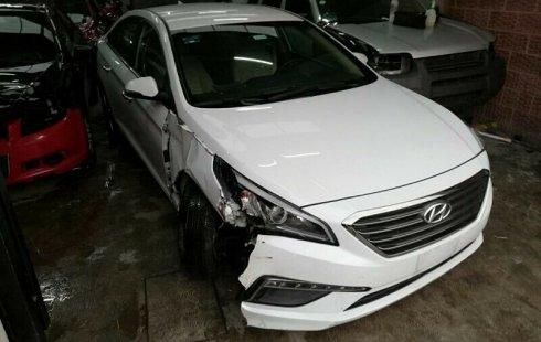 Se pone en venta un Hyundai Sonata