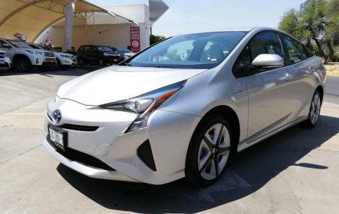 Toyota Prius impecable en Irapuato más barato imposible