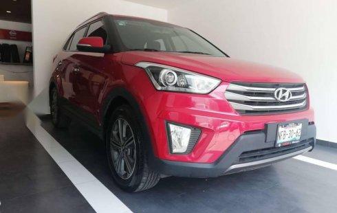 Se vende urgemente Hyundai Creta 2018 Automático en Azcapotzalco