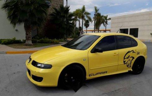 Quiero vender un Seat León Cupra usado