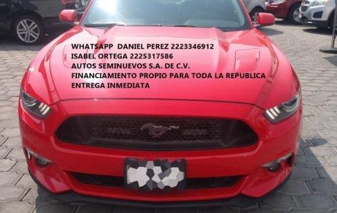 Deportivo Mustang GT 2016 Puebla