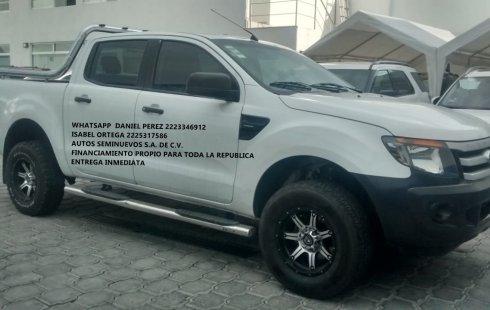 Ranger Doble Cabina XL 2013 Puebla