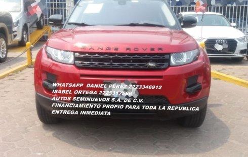 Range Rover Evoque 2013 Puebla