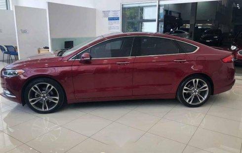 Ford Fusion 2017 usado en Coyoacán