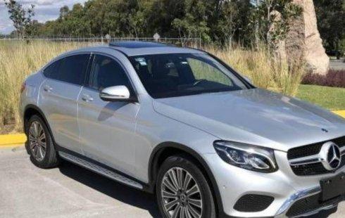 Me veo obligado vender mi carro Mercedes-Benz Clase GLC 2018 por cuestiones económicas