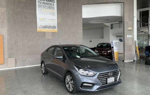 Hyundai Accent 2018 impecable