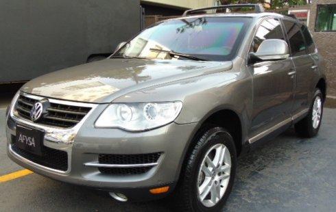 Se vende urgemente Volkswagen Touareg 2008 Automático en Benito Juárez