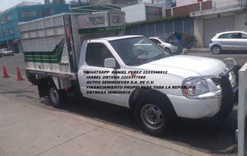 Nissan Estacas 2010 Puebla