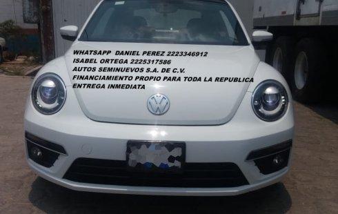 Beetle Turbo 2015 Puebla