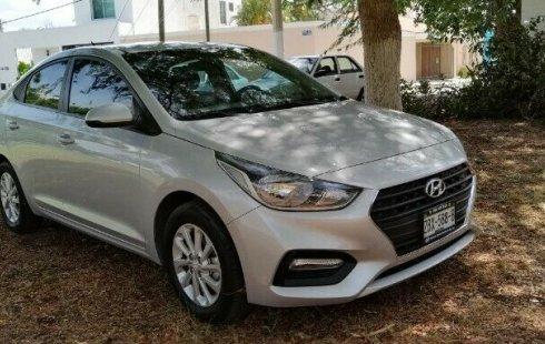 Vendo un Hyundai Accent por cuestiones económicas