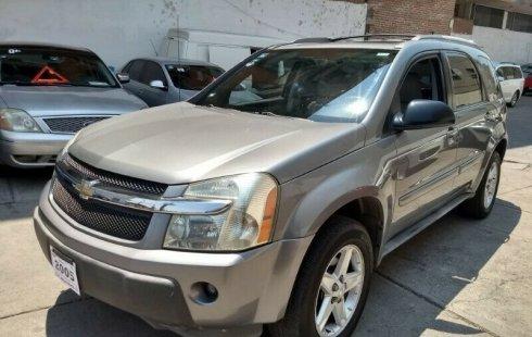 Tengo que vender mi querido Chevrolet Equinox 2005 en muy buena condición