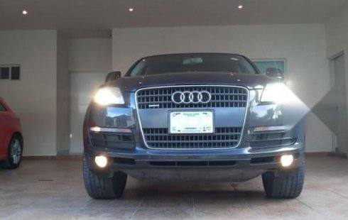 Se vende un Audi Q7 de segunda mano