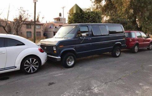 Ford Club Wagon 1983 barato en Iztapalapa