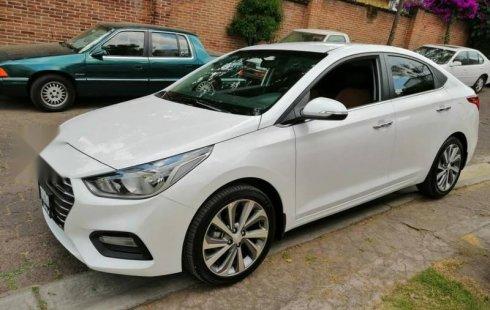 Tengo que vender mi querido Hyundai Accent 2018 en muy buena condición
