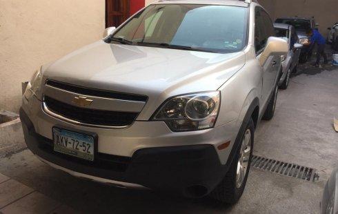 Chevrolet Captiva Sport Plata