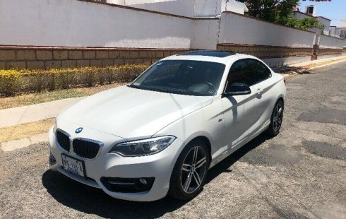 BMW Series 2 Blanco 2014