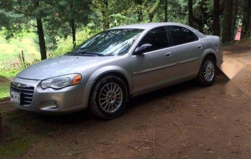 Llámame inmediatamente para poseer excelente un Chrysler Cirrus 2006 Automático