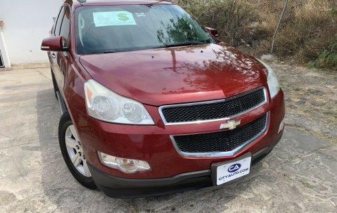 Quiero vender inmediatamente mi auto Chevrolet Traverse 2011 muy bien cuidado