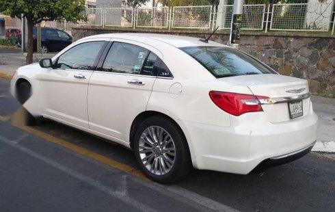SHOCK!! Un excelente Chrysler 200 2013, contacta para ser su dueño