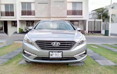 Quiero vender urgentemente mi auto Hyundai Sonata 2016 muy bien estado