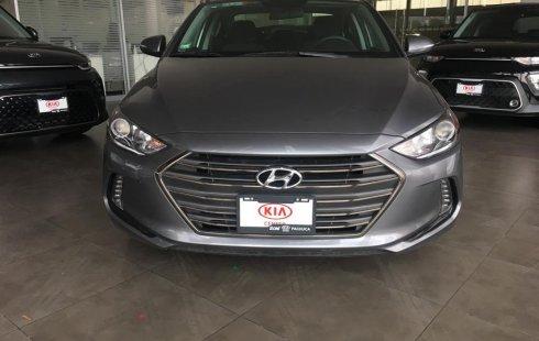 Hyundai Elantra 2018 barato en Hidalgo
