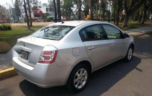 Quiero vender inmediatamente mi auto Nissan Sentra 2007 muy bien cuidado