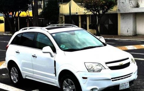 Urge!! Un excelente Chevrolet Captiva 2009 Automático vendido a un precio increíblemente barato en Benito Juárez