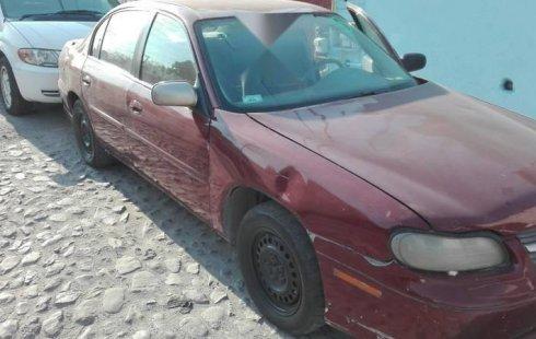 Me veo obligado vender mi carro Chevrolet Malibu 2002 por cuestiones económicas