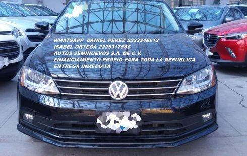 Jetta Sport AUT 2017 Puebla