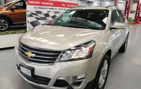 Chevrolet Traverse 2017 usado