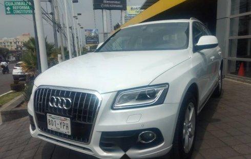 Quiero vender inmediatamente mi auto Audi Q5 2013 muy bien cuidado