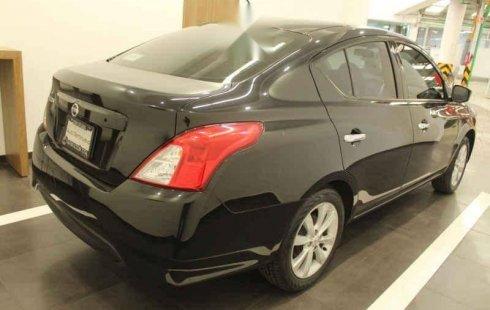 Nissan Versa impecable en Azcapotzalco más barato imposible
