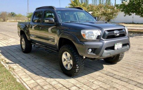 No te pierdas un excelente Toyota Tacoma 2014 Automático en Mérida