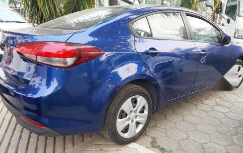 Se vende urgemente Kia Forte 2018 Manual en Tlalpan