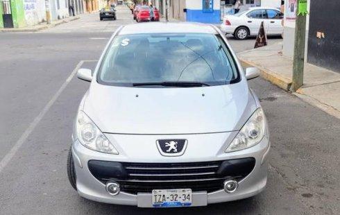 Me veo obligado vender mi carro Peugeot 307 2010 por cuestiones económicas