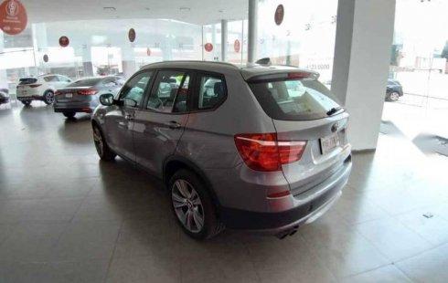 Urge!! En venta carro BMW X3 2013 de único propietario en excelente estado