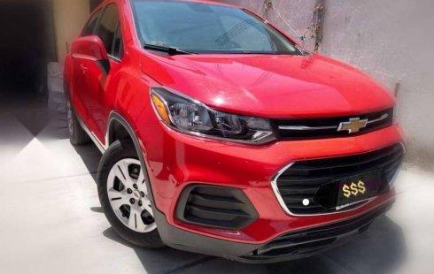 Urge!! Vendo excelente Chevrolet Trax 2018 Manual en en Tlajomulco de Zúñiga