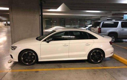 Quiero vender inmediatamente mi auto Audi S3 2016 muy bien cuidado