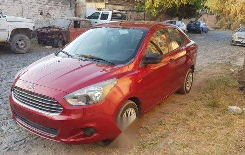 Pongo a la venta cuanto antes posible un Ford Figo que tiene todos los documentos necesarios